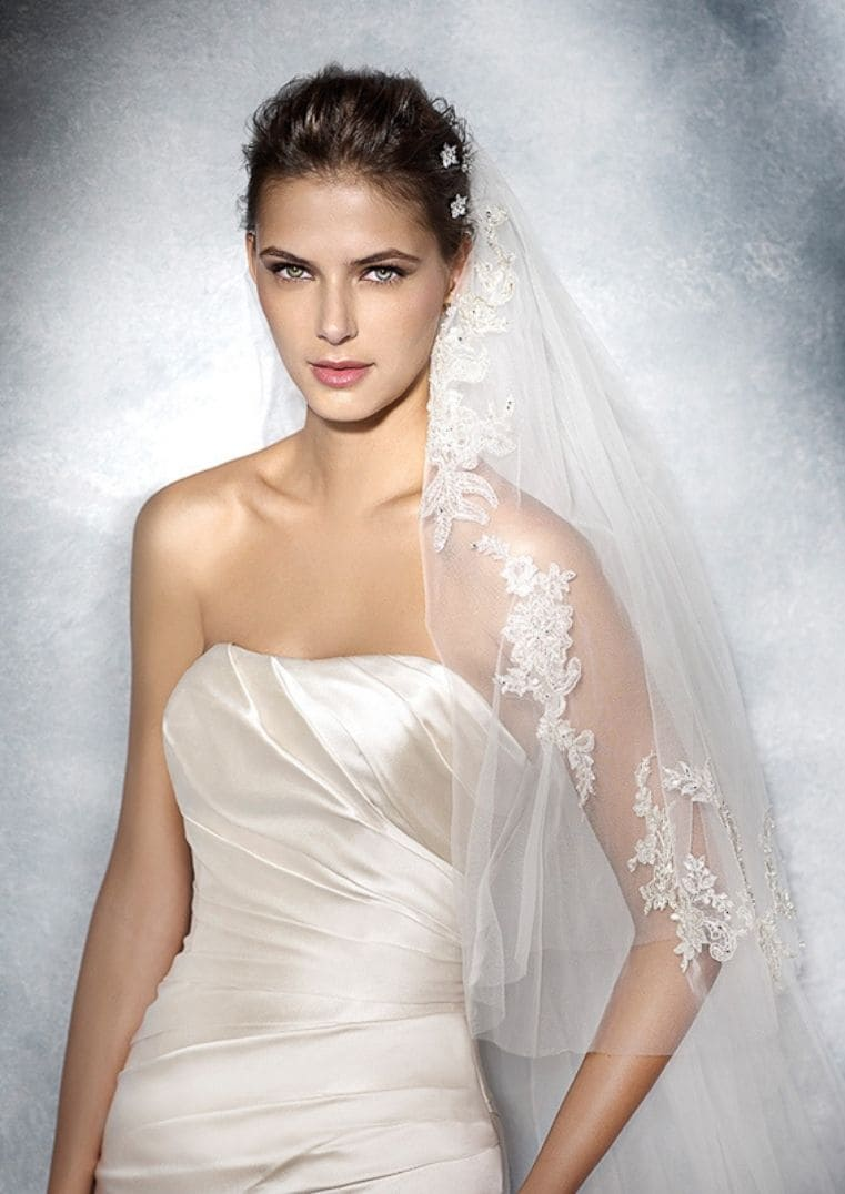 Robe de mariée Tigris - White One