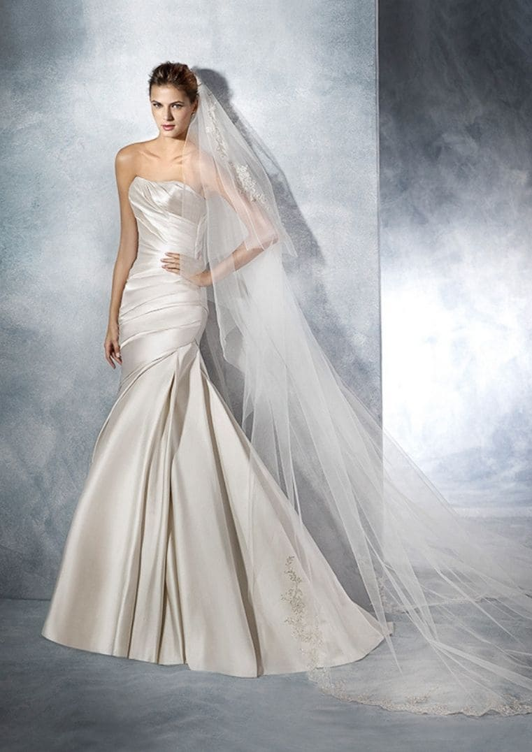 Robe de mariée sirène Tigris - Espace Mariée Nantes
