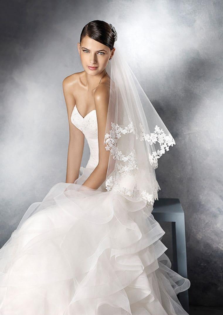 Robe de mariée Jabel - Espace Mariée Nantes