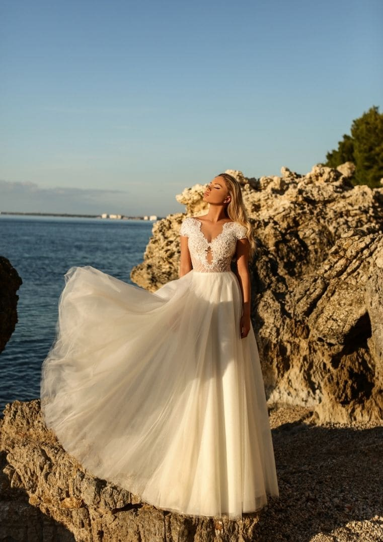 Robe de mariée Clementine Iryna Kotapska