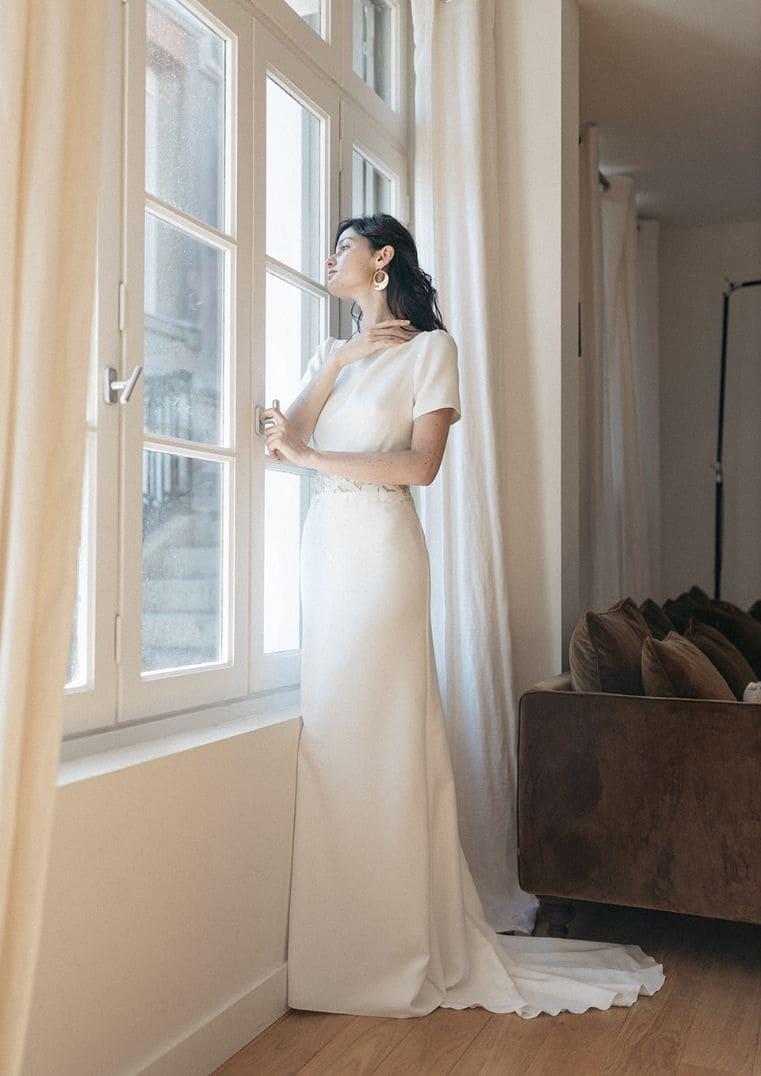 Robe de mariée Madura - Lambert Créations