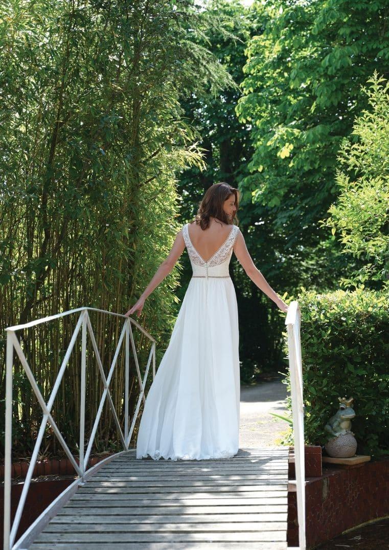 Robe de mariée Saba - Bochet Créations Espace Mariée