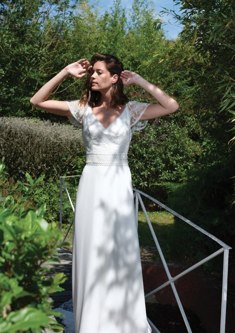 Robe de mariée Shade - Bochet Créations 2022