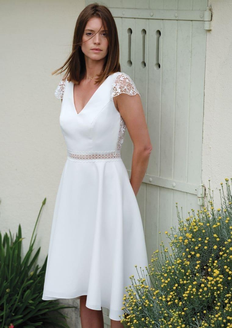 Robe de mariée Sympa - Bochet Créations 2022